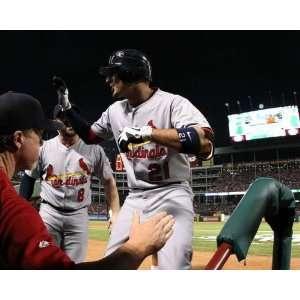 Allen Craig, St. Louis Cardinals, World Series Game 3, 10/22/2011