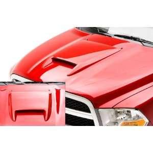 3dCarbon 691322 09 11 Dodge Ram Truck SRT 10 Style Hood