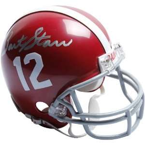 NCAA Riddell Alabama Crimson Tide #7 Bart Starr