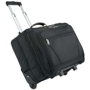 3 Of Best Quality Rolling Laptop  Over Night Bag By Maxam