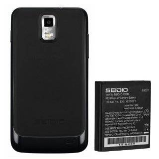Power Slim Extended Capacity Battery for Samsung Galaxy S II (T Mobile
