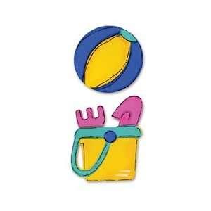 Medium Die Hello Kitty Beach Ball & Pail 656008
