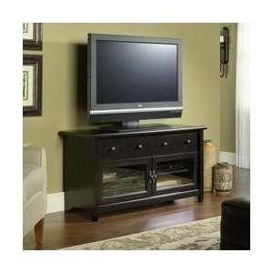 TV Stand Estate Black   Sauder Furniture   409047