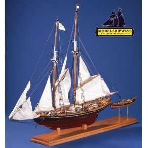 Model Shipways 1/48 Scale Benjamin W. Latham Plank on