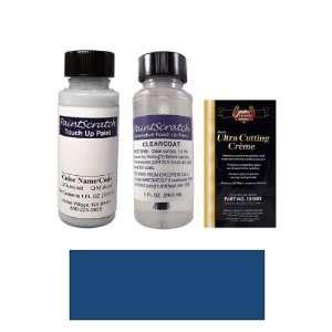 Oz. Scuba Blue Metallic Paint Bottle Kit for 1999 Pontiac Firefly
