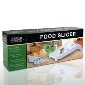 Stainless Steel Food Slicer