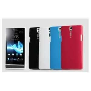 Cover for Sony Xperia S / Lt26i in Orange Cell Phones & Accessories