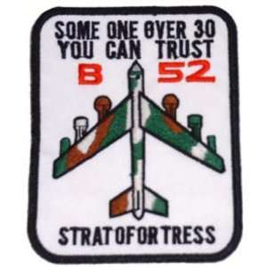 U.S. Air Force B 52 Stratofortress Patch 3 Patio, Lawn