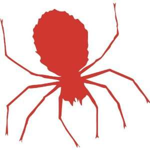 Halloween Series Spider Removable Wall Sticker