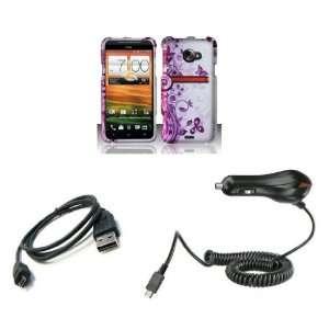 HTC EVO 4G LTE (Sprint) Premium Combo Pack   Purple