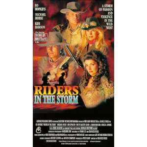 Riders in the Storm [VHS]: Bo Hopkins, Kim Dawson, Michael