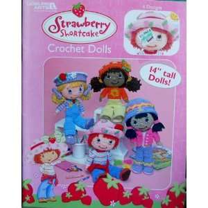 Strawberry Shortcake Crochet Dolls (Leisure Arts #3965)