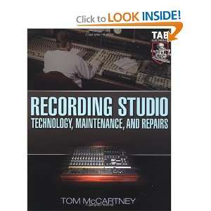 Recording Studio Technology, Maintenance, and Repairs  Everything You