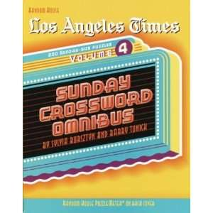 Times Sunday Crossword Omnibus, Volume 4 (The Los Angeles Times