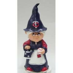 MLB Minnesota Twins Team Female Gnome