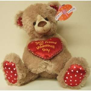 Buddy Bear Best Friends on Valentines Day Toys & Games
