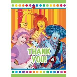 Doodlebops Thank You Notes: Everything Else