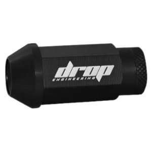 Drop Engineering ALG BK 15 Black Aluminum Lug Nut (M12 x 1.5 Thread