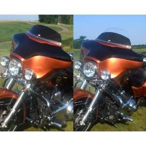 Harley Davidson FLHT Adjustable BaggerShield 5.5 8.5