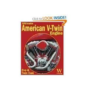 American V Twin Engine Evo & Twin Cam  Hop up and Repair