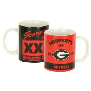 Georgia Bulldogs XXL 16 Ounce Coffee Mug Sports