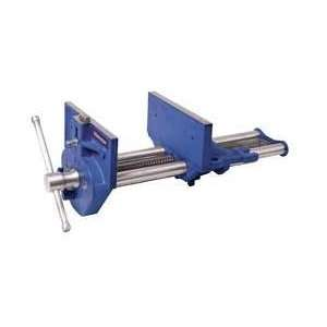 Westward 10D722 Bench Vise, Woodworking, Clamp On, 7 In
