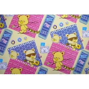 Gift Wrapping Paper   Just for You Bears Everything