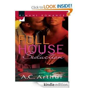 Full House Seduction (Kimani Romance) [Kindle Edition]