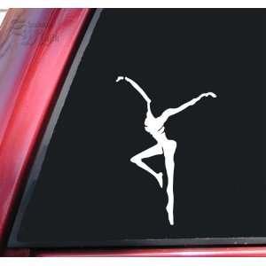 Fire Dancer   Dave Matthews Band Vinyl Decal Sticker   White