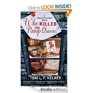 Who Killed the Pinup Queen? (A Where Are They Now? Mystery) Toni L. P