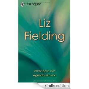 Agenda secreta/Amor para dos (Spanish Edition) LIZ FIELDING