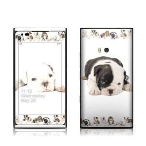 Lazy Days Design Protective Skin Decal Sticker for Nokia