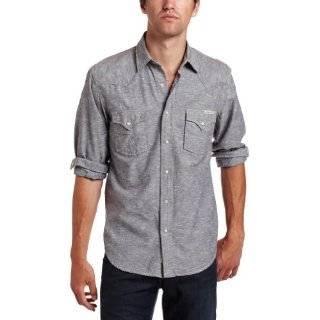 Ezekiel Young Mens Nirvana Long Sleeve Shirt Clothing