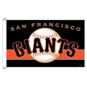 San Francisco Giants MLB 3x5 Banner Flag (36x60) Sports