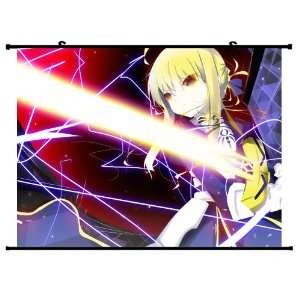 Fate Zero Fate Stay Night Extra Anime Wall Scroll Poster (32*24