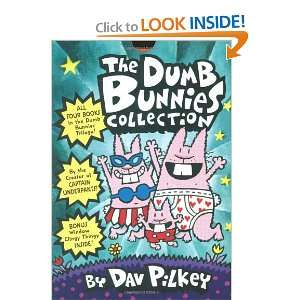 Dumb Bunnies Collection (9780439756662): Dav Pilkey: Books