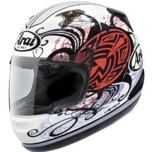 Arai Scarab RX Q Full Face Motorcycle Helmet   2X Large