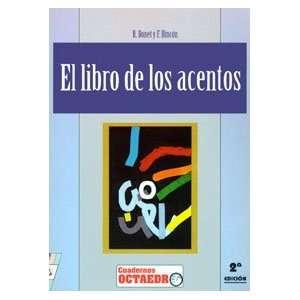 Libro de los acentos, El (9788480630269) Rafi; RINCÓN