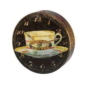 Quality Time Golden Rod Coffee 10 Vintage Image Wall