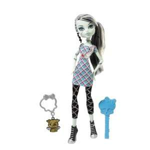 Monster High Classrooms Frankie Stein Doll Toys & Games