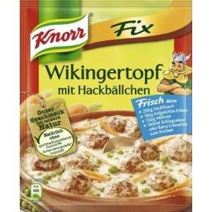 Fix meatballs vikings (Wikingertopf mit Hackbällchen) (Pack of 4