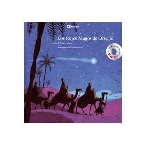 Los Reyes Magos de Oriente + CD (9788424632779): AA.VV