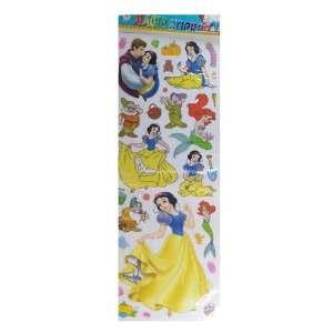 Snow White Sticker Set   Little Mermaid Sticker (22 x 8