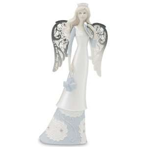 Pavilion Gift Company Little Things Mean a Lot 6 Inch Angel, Nurse