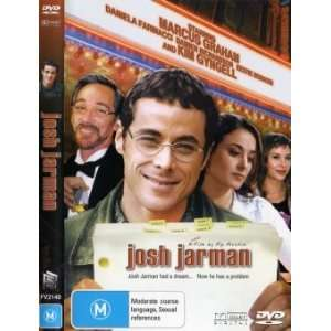 Josh Jarman Daniella Farinacci All Regions PAL Unrated DVD