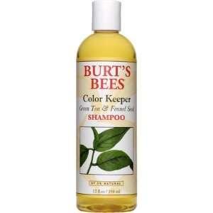 Burts Bees Color Keeper Shampoo, Green Tea & Fennel Seed