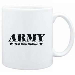 Mug White  ARMY West Indies Anglican  Religions Sports