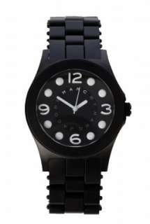 Watches  Raised White Index Watch by Marc by Marc Jacobs Watches