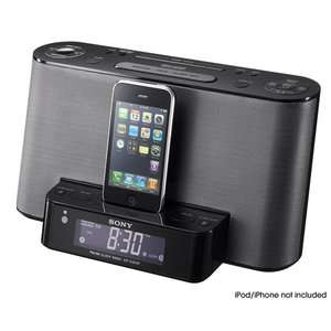 Sony Speaker Dock/Clock Radio for iPod and iPhone