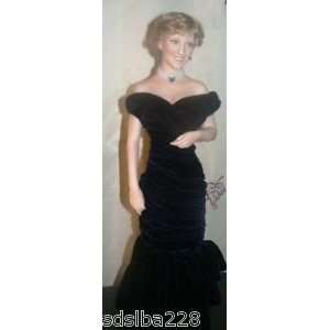 Ashton Drake Diana Princess of Wales Porcelain Doll